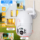 WiFi Waterproof PTZ IP Speed Dome Camera 720P Security IR Camera Night Vision