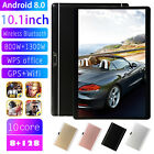 V10 10.1 Inch Tablet 4G-LTE Android 8.0 IPS HD 8 128GB Dual SIM/Phone Call/GPS