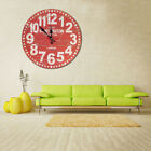 Antique Looking Wall Clocks DIY Vintage Rustic Wooden Wall Clock Retro HomeDecor