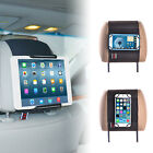 TFY Universal Car Headrest Mount Holder for Tablets & Phones i Phone X MAX / XS