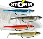 STORM 360GT COASTAL BISCAY Shad Weedless Lures Bass Fishing Searchbait All Sizes