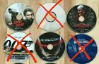 Various movies - DVD disc only $0.99 CAD on eBay