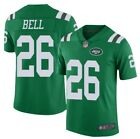 NEW stitched Leveon Bell New York Jets men's green jersey #26 size S-2XL $49.99 USD on eBay