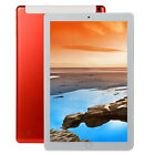 10.1'' Tablet PC Android 8.0 Bluetooth HD WiFi 6+64GB 2 SIM GPS Touch Screen US