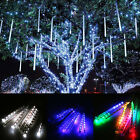 Xmas Decoration 80/144 Led Meteor Shower Lights Party Home Raindrop Twinkle Lamp