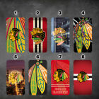 Chicago Blackhawks iphone 11 11 pro max galaxy note 10 10 plus wallet case $18.99 USD on eBay