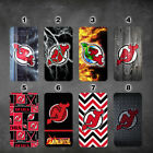New Jersey Devils iphone 11 11 pro max galaxy note 10 10 plus wallet case $17.99 USD on eBay