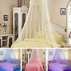 Elegant Lace Insect Beds Canopy Netting Curtain Round Dome Mosquito Net Bedding image