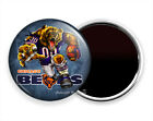 ANGRY RUNNING CHICAGO BEARS FOOTBALL TEAM FRIDGE REFRIGERATOR MAGNET GIFT IDEA $10.49 USD on eBay