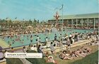 Heated Outdoor & In Swimming Pools, Butlin's Holday Camp, CLACTON ON SEA, Essex