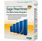 Sage Peachtree Complete Accounting 2011 For Win 7, Vista and XP-Sealed Box-