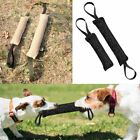 Durable Dog Bite Tug Training Toy Jute Stick Puppy Chewing Playing  K