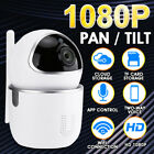 AUGIENB 1080P WiFi Wireless IP Camera Security CCTV Monitor Cloud/PTZ/PC Webcam