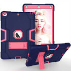 """For iPad 10.2"""" 7th Gen 2019 Shockproof Hybrid Heavy Duty Armor Stand Case Cover"""