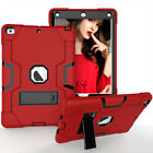 "For iPad 10.2"" 7th Gen 2019 Shockproof Hybrid Heavy Duty Armor Stand Case Cover"