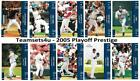 2005 Playoff Prestige Baseball Set ** Pick Your Team ** Checklist in Description on Ebay