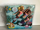 Mattel Little Mermaid Ariel & Sisters Arista Alana Doll Toys R Us Danaged Box