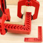 US Engineers Plastic Try Square Set Right Angle Woodworking Measuring Hand Tool
