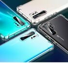 For Huawei Honor 20S 8X Nova 5 Transparent Clear Soft TPU Shockproof Case Cover