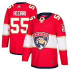 #55 Noel Acciari Jersey Florida Panthers Home Adidas Authentic $199.99 USD on eBay