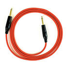 Gotham GTR / GAC-1 Straight 1/4' Guitar & Instrument Cable