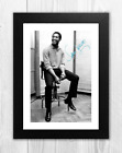 Sam Cooke 1 A4 reproduction autograph photograph picture poster choice of frame