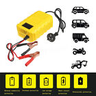 Car Battery Lead Acid Charger Power Automobile Motorcycle 12V 20A Intelligent