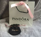 PANDORA GENUINE NEW BOX *CHARMS *EARRINGS* *BRACELET* *RING* *GIFT BAG* *POUCH*