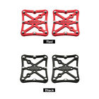 Lixada 1 Pair Universal Clipless Pedal Platform Adapter for Clip-in Pedals Z5H6