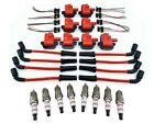 8 PACK PRO PERFORMANCE IGNITION COIL PACKS & 10MM WIRES + SPARK PLUGS LS1 LS6 LS