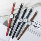 Women's Casual Quartz Leather Band Strap Watch  Analog Wrist Watch Watches Gift image