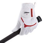 Titleist JAPAN Golf Glove Super Grip for Left hand TG39 White Red 2019 New!