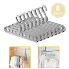 Kyпить Pack of 8 Magic Hangers Clothes Space Saving Hanger Closet Organizer Plastic на еВаy.соm