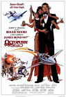 65803 Octopussy Movie Roger Moore, Maud Adams Decor Wall Print POSTER $18.21 CAD on eBay