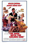 65639 The Man with the Golden Gun Movie Roger Moore Wall Print POSTER UK £12.95 GBP on eBay