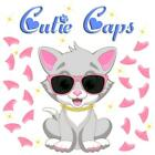 Cutie Caps 40 pack Powder Pink Soft Nail Defense Guard for Cat Paws / Claws