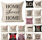 Cushion Cover Gift Home Decoration Decorative Pillowcase Covers