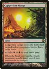 Copperline Gorge Scars of Mirrodin NM-M Land Rare MAGIC GATHERING CARD ABUGames