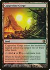 Copperline Gorge Scars of Mirrodin PLD-SP Land Rare MAGIC MTG CARD ABUGames