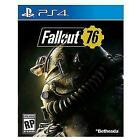 Fallout 76 - Standard Edition (Sony PlayStation 4, 2018)