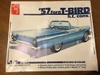 Vintage AMT 1/16 1957 Ford Thunderbird Hardtop Convertible 4801 Parts Uncomplete