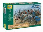 Set of 18 1/72 Scale model French knights of the XV century. (Zvezda) uncomplete