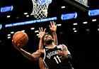 "230 Kyrie Irving - 11 Brooklyn Nets NBA MVP Basketball 20""x14"" Poster on eBay"