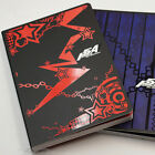 Persona 5 Joker Notebook Notepad Stationery Pocketbook Collectible Writing Books