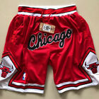 Chicago Bulls Basketball Shorts Men's Pants NWT Stitched on eBay