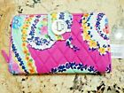 VERA BRADLEY NWT RFID Turnlock Wallet Various Colors YOUR Choice! FREE SHIPPING! image