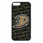 Anaheim Ducks Phone Case For iPhone 11 Pro X XS Max 8+ 7 6 Plus Black Cover $13.95 USD on eBay