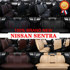 4 Colors Car Seat Cover Chair Mat PU Leather Fits Nissan Sentra 2010-2016 WCV $89.99 USD on eBay
