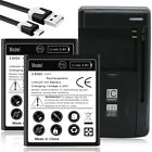 Upgraded For Verizon Motorola Moto E4 XT1767PP Battery 3770mAh w/ Charger Cable