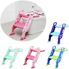 Children Portable Toilet Ring Baby Outdoor Travel Potty Folding Chair  image